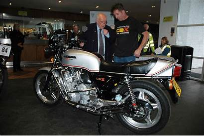 Classic Southern Bike Motorcycle Autojumble Kempton Park