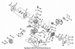 Homelite Ry08510 Hand Held Blower Parts Diagram For Engine Assembly