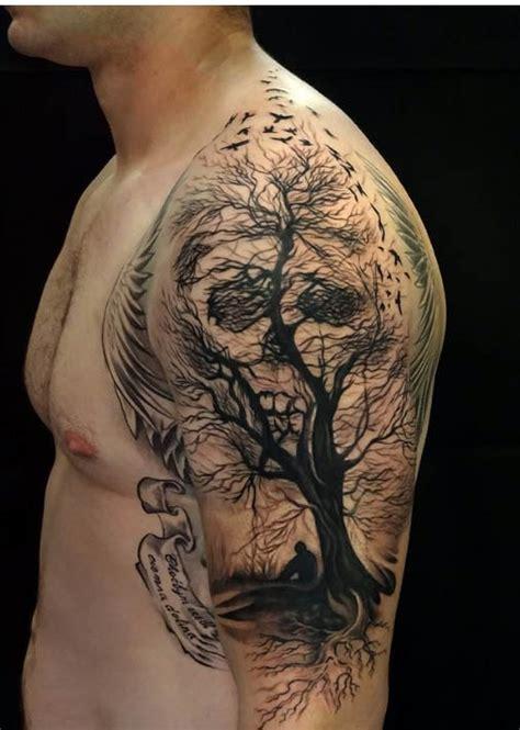 skull hand tattoo  men  women