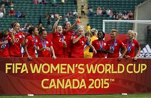 England finish third at Women's World Cup after beating ...
