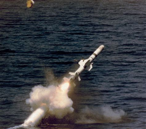 Us Approves Twenty Submarine Launched Harpoon Missiles To