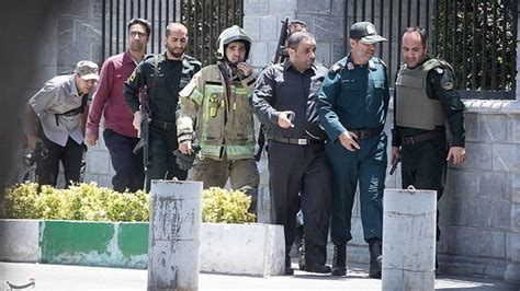 News Iran by Iran Hostage Crisis In Parliament Ends Four Attackers