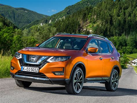 Review Nissan X Trail by Nissan X Trail Suv Review Parkers