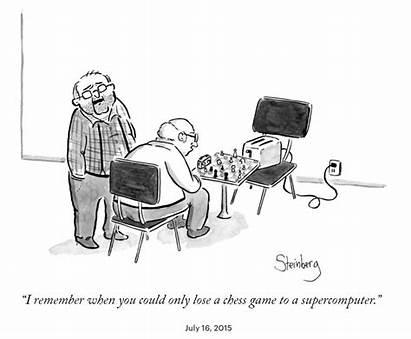 Cartoon Progress Technological Emotion Mind Captures Perfectly