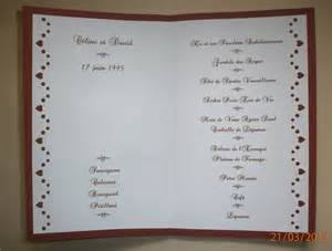 exemple menu mariage exemple menu mariage quotes
