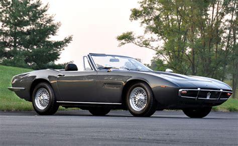 1969 Maserati Ghibli Spyder: Respect At Last