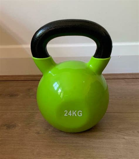 kettlebell 24kg delivery local brand