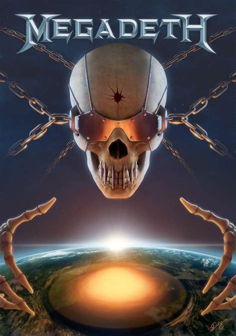 Vicrattlehead Megadeth Contest Deligaris Deviantart