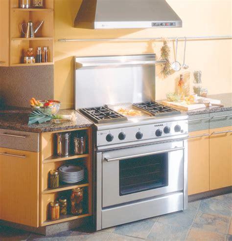 zdpnddss ge monogram  professional range   burners  griddle natural gas