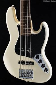 0143610305 Fender Deluxe Active Jazz Bass V Rosewood