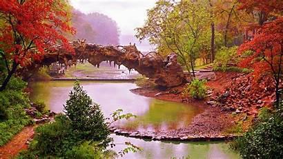River Autumn Landscapes Wallpapers Cool Nature Landscape