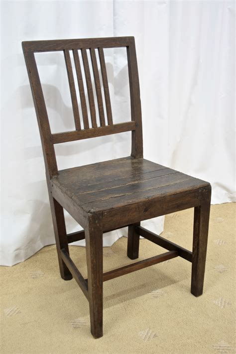 jointed oak dining chair for sale antiques classifieds
