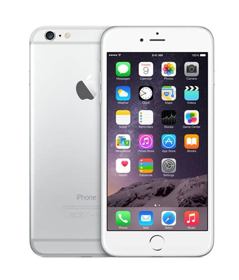 phone for iphone 6 apple iphone 6 16 gb silver mobile phone mobile phones