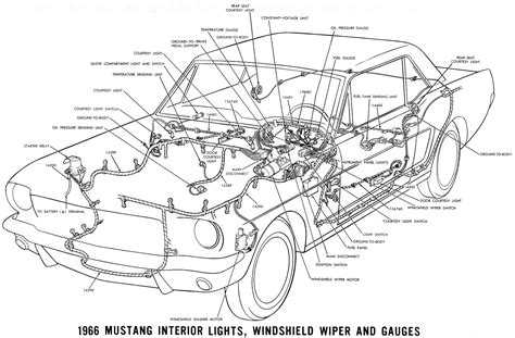 similiar 1966 mustang under dash wiring diagram keywords ford mustang wiring diagram further 1967 mustang dash wiring diagram