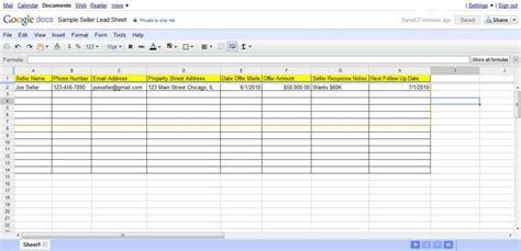 real estate spreadsheet templates real estate spreadsheet