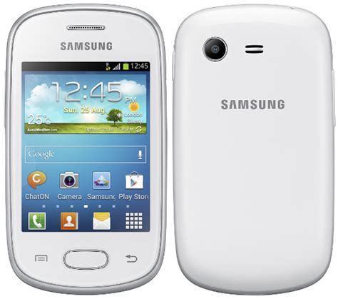 Samsung Galaxy Pocket Neo And Galaxy Star With 3inch