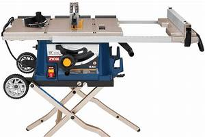 Ryobi 10-inch Portable Table Saw Replacement Contractor