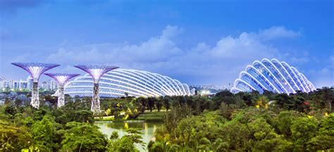 """""""singapore Flyer + Gardens By The Bay"""" Saver Pass"""