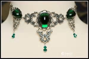 Victorian Gothic Jewelry