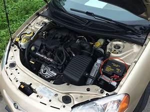 2002 Sebring Engine Diagram Radiator