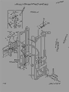 3-spool Hydraulic Piping Tf-mast Old