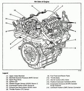 1998 Oldsmobile Intrigue Engine Diagram