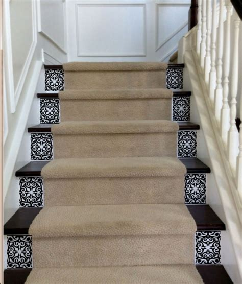 tiles for stair risers decorative tiles for stair risers