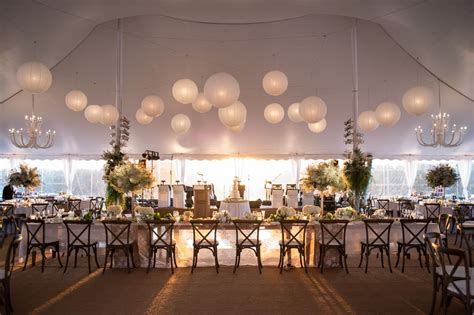 Rental Decorations For Wedding Receptions - wedding tent lanterns wedding tents oh the