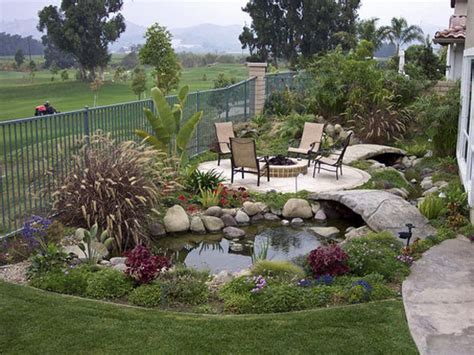 Small Backyard Pond Pictures by 30 Beautiful Backyard Ponds And Water Garden Ideas