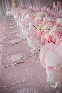 Idée Décoration Mariage Pas Cher : decoration rose gold pas cher ~ Teatrodelosmanantiales.com Idées de Décoration