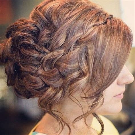 Updo Formal Hairstyles by 30 Prom Hairstyles Style Arena