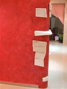 Wandgestaltung Mit Steinen : wandgestaltung und malerarbeiten raumausstattung schmitt ~ Markanthonyermac.com Haus und Dekorationen