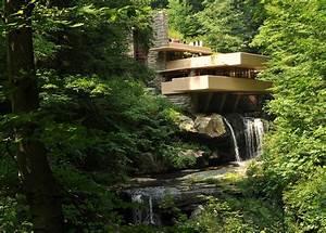 Frank Lloyd Wright Gebäude : die besten 25 falling water frank lloyd wright ideen auf pinterest fallendes wasser haus ~ Buech-reservation.com Haus und Dekorationen