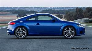 Audi Tt 2 : update1 new photos 2015 audi tt and tts bring much more power and much better dynamics ~ Medecine-chirurgie-esthetiques.com Avis de Voitures