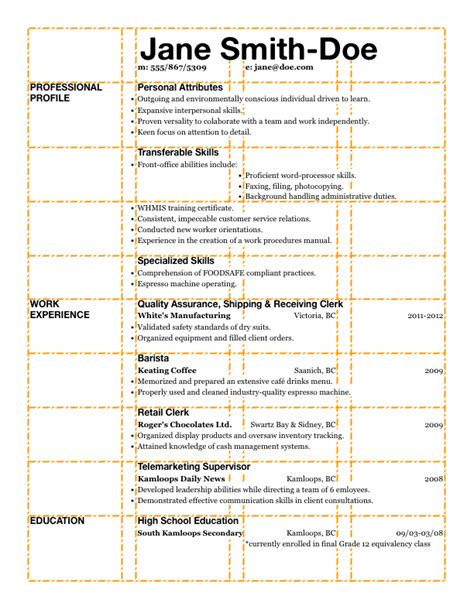 Exle Of Complete Resume by Bengenuity The Insight And Ideas Of Bhvo Page 2
