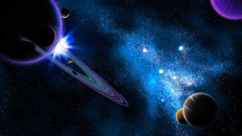 wallpaper saturn planet  space
