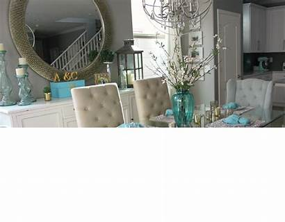 Living Silver Teal Incredible Roundecor