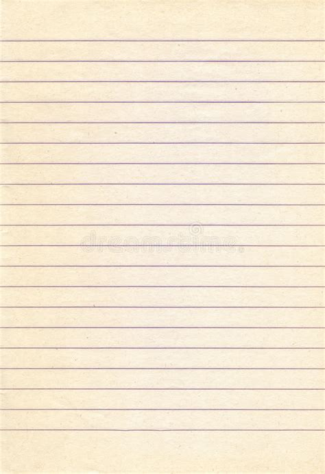 lined notebook paper background stock photo image