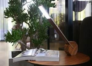 Lampe De Bureau Sans Fil : lampe en forme de livre design book light par gingko ~ Voncanada.com Idées de Décoration