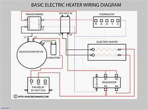 Electric Heat Strip Wiring Diagram Download