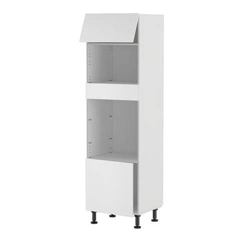 colonne four cuisine meuble cuisine colonne four et micro onde 60 20 achat