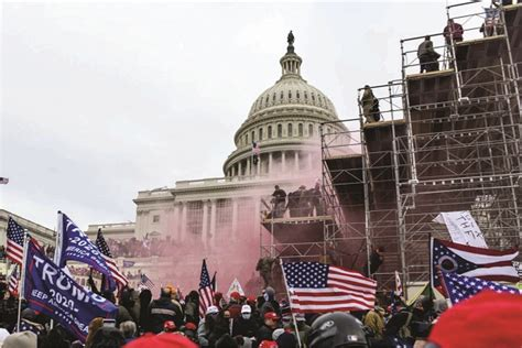 Insurrection inside the Capitol please do not lose