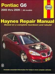 Sell Pontiac G6 2 4l 4