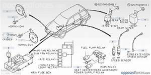 1996 Subaru Legacy Fuel Pump Wiring Diagram
