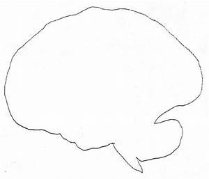 Line Drawing Of Brain At Getdrawings