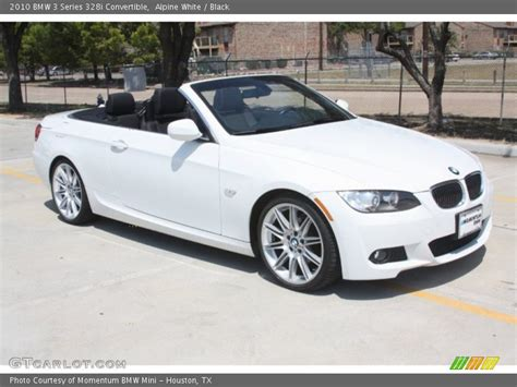 2010 Bmw 328i Convertible by 2010 Bmw 3 Series 328i Convertible In Alpine White Photo