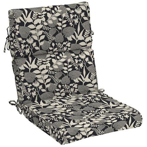 arden companies universal chair cushion ferndale black