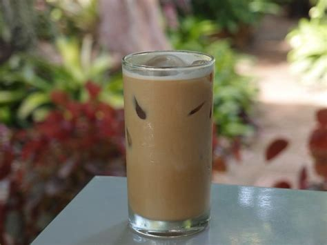 39% fat, 57% carbs, 4% protein. Iced coffee with sugar and cream | Flickr - Photo Sharing!