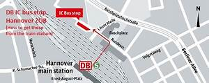 Bus Düsseldorf Hannover : bus stop hannover zob hannover main bus terminal ~ Markanthonyermac.com Haus und Dekorationen