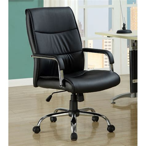 black metal desk chair cussler office chair black metal base padded armrests